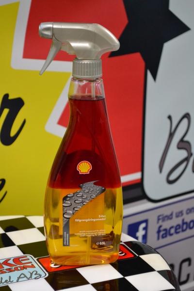 Denna effektfulla 2-fas fälgrengörning från Shell kan du köpa av oss för endast 59 kr!
